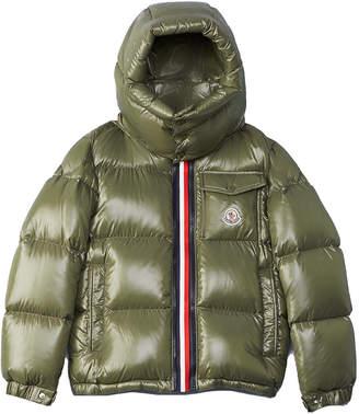 d698d69a2 Moncler Green Boys  Clothing - ShopStyle