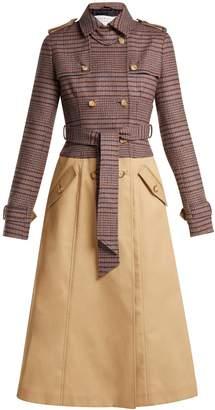 GABRIELA HEARST Armonia wool-blend trench coat