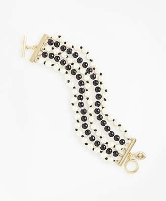 Brooks Brothers Five-Strand Bracelet