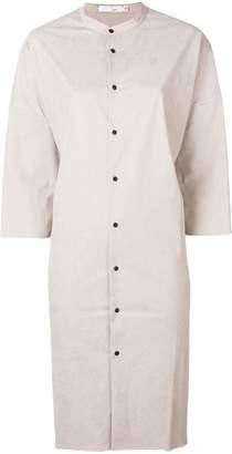 KNOTT midi shirt dress
