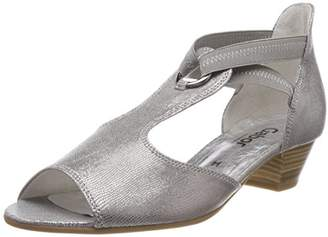 Womens Comfort Basic Ankle Strap Sandals Gabor
