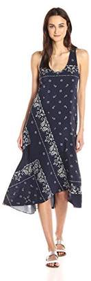 Theory Women's Apalania Bandana CDC Dress