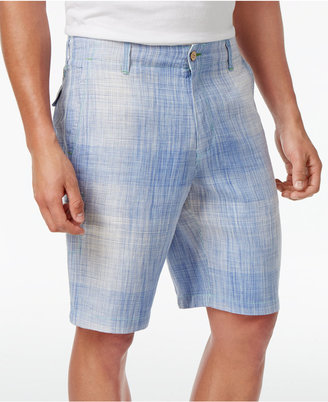 Tommy Bahama Men's Orinoco Linen Shorts $98 thestylecure.com