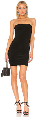 a250ffb470 Norma Kamali Tube Mini Dress