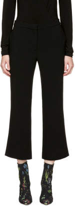 Altuzarra Black Nettle Kick-Flare Trousers