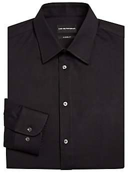 Emporio Armani Men's Basic Stretch Modern-Fit Dress Shirt