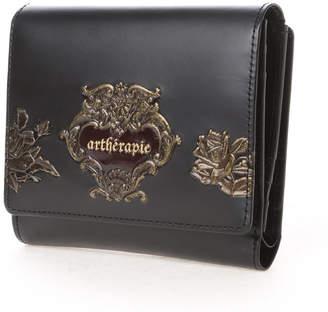 Artherapie (アルセラピィ) - アルセラピィ artherapie ローズジャルダン 二つ折り財布 アウトポケット