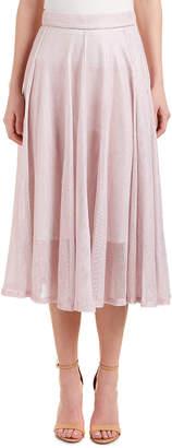 Maje Jalet Long Skirt