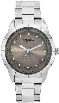 Kenneth Cole Reaction Men's Analog Display Stainless Steel Bracelet Watch
