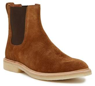 Frye Chris Crepe Suede Chelsea Boot