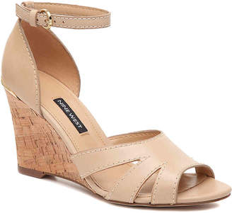 Nine West Lilly Wedge Sandal - Women's