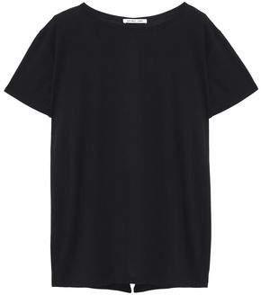 Helmut Lang Split-Back Modal And Cotton-Blend Jersey T-Shirt