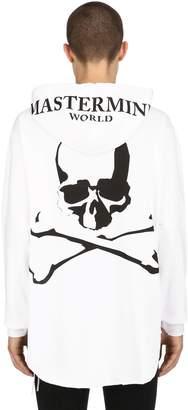 Oversized Hooded Light Cotton Sweatshirt
