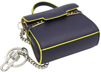 Delvaux Signature clutch Blue Leather Purses, wallets & cases