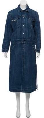 Helmut Lang Trench Coat