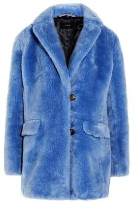J.Crew Faux Fur Coat