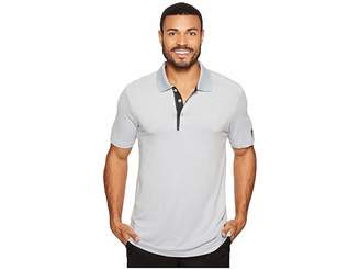 adidas Club Wool Blend Polo Men's Short Sleeve Pullover