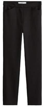 MANGO Suit slim-fit trousers