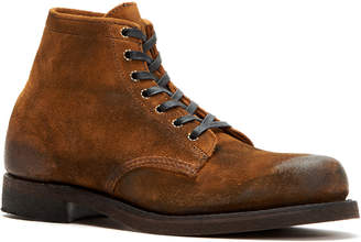 Frye Prison Suede Boot