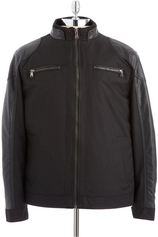 Calvin Klein Dobby Jacket