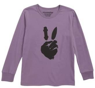 Munster Peace Ride Long Sleeve T-Shirt