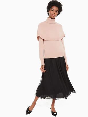 Kate Spade Loriot Sweater, Golden Tan - Size M