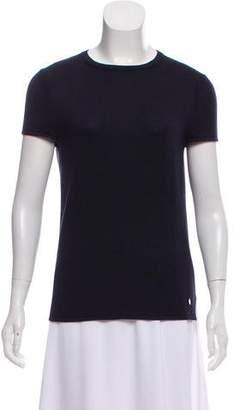 Hermes Short Sleeve Knit Top