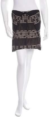 Zero Maria Cornejo Pattern Skirt w/ Tags