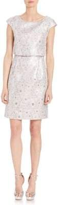 Max Mara Valzer Floral-Print Dress