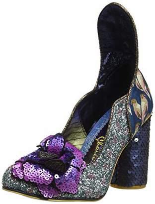 Irregular Choice Women s Dear Lover Ankle Strap Heels 6d5b91d0c3