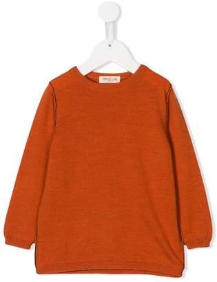 Amelia Milano crew neck sweater