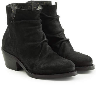 Fiorentini+Baker Rusty Suede Ankle Boots