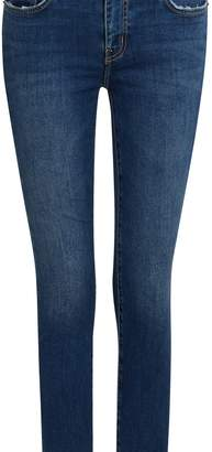 Current/Elliott Current Elliot The Stiletto jeans