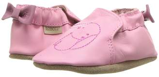 Robeez Sweet Bunny Soft Sole Girl's Shoes
