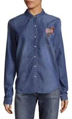 Joe's Jeans Denim Shirt