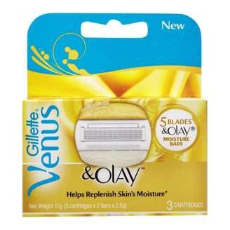 Gillette Venus & Olay Blades 3 pack