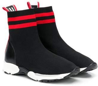Stella McCartney TEEN sock slip-on sneakers
