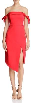Style Stalker Stylestalker Savannah Off-the-Shoulder Dress - 100% Exclusive