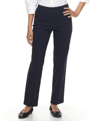 Briggs Petite Millennium Pull-On Pants