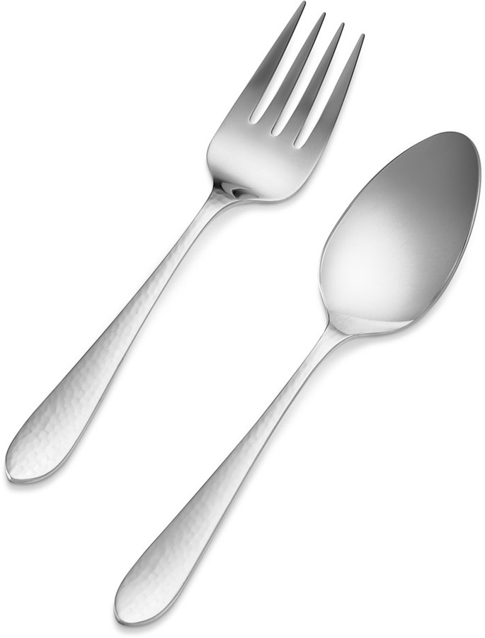 Williams-Sonoma Avignon Flatware 2-Piece Serving Set