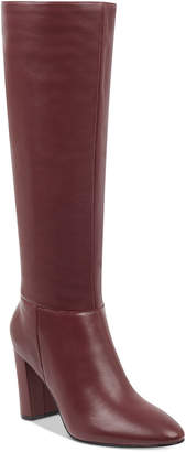 Marc Fisher Zimra Stovepipe Dress Boots Women's Shoes