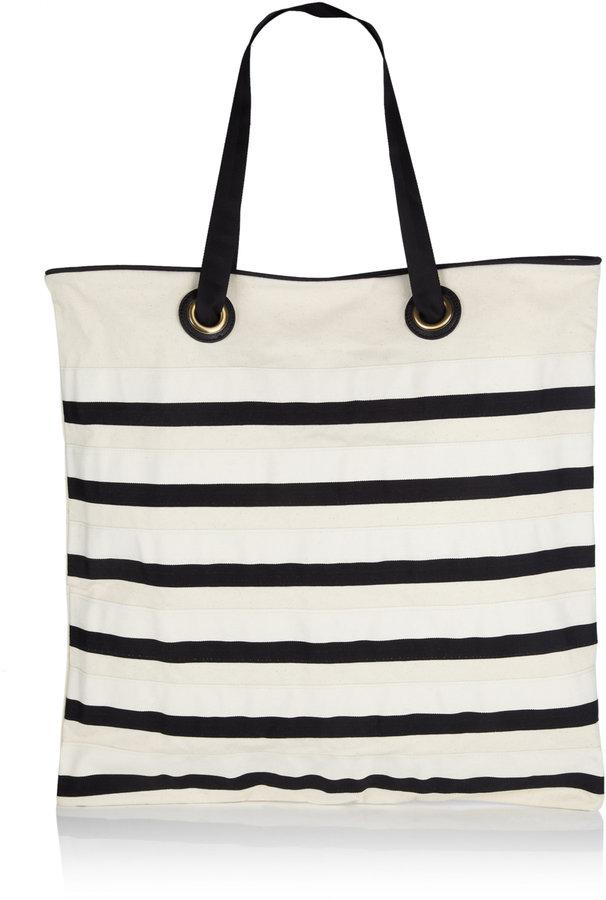 Malene Birger Kalikoa Carry Me Striped Bag