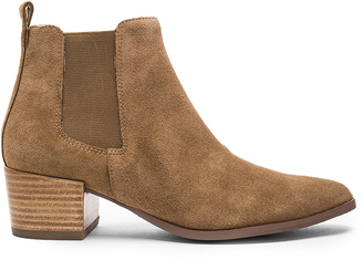 Steve Madden Vanity Bootie $100 thestylecure.com