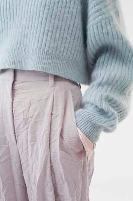 3.1 Phillip Lim Cropped V-Neck Sweater