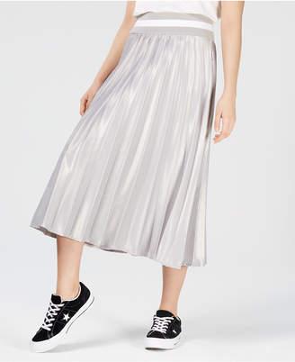 Nicopanda Pleated Midi Skirt, Created for Macy's
