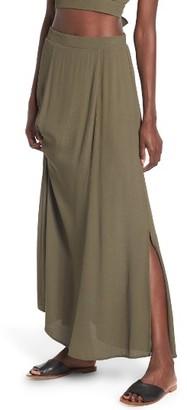 Women's Soprano Maxi Skirt $39 thestylecure.com