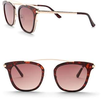 GUESS Women's Modified 51mm Sunglasses