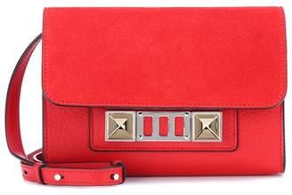 Proenza Schouler PS11 leather clutch