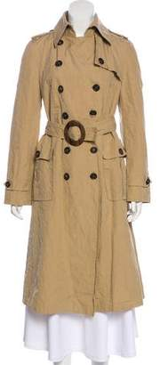 Derek Lam Long Trench Coat