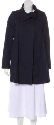 Stella McCartney Structured Knee-Length Coat